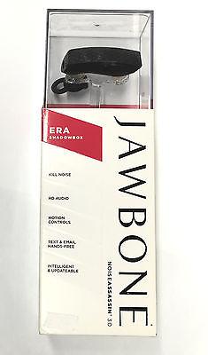Jawbone ERA Shadowbox Wireless Bluetooth In Ear Headset Noise Cancelling -Retail Jawbone Bluetooth Wireless Headset