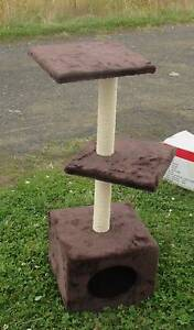 Almost new cat tower Chudleigh Meander Valley Preview