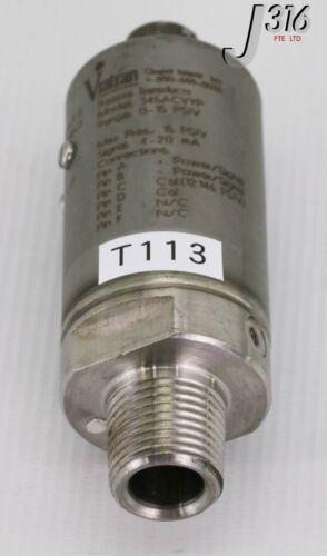 T113 VIATRAN PRESSURE TRANSMITTER SENSOR 345ACVYP
