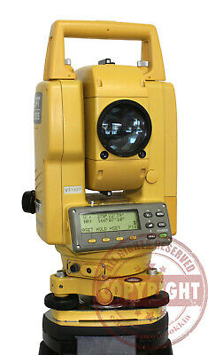 Topcon Gpt-2005 Prismless Surveying Total Stationsokkiatrimbleleicanikon