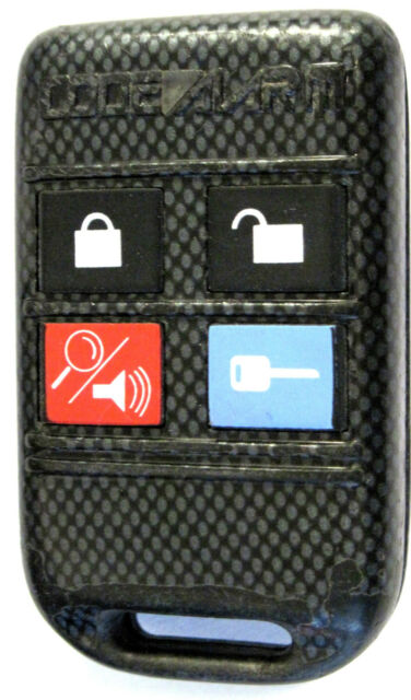 Keyless remote entry Code Alarm GOH-FRDPC2002 replacement transmitter beeper fob