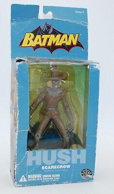"""Batman Hush Series 3 - 7"""" Scarecrow Action Figure - DC Direct"""