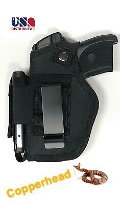 OWB Side/Hip Holster For All Smith and Wesson M&P Shield