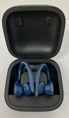 Beats by Dr. Dre MV702LL/A Powerbeats Pro Totally Wireless Earphones Navy - Read