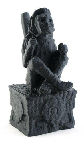 Aztec Xochipilli Death Whistle Black Onyx God of Ecstasy Art & Music MADE IN USA