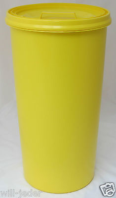 Gelber Sack Ständer - Tonne gelb - Müllsackständer Müllständer Mülleimer