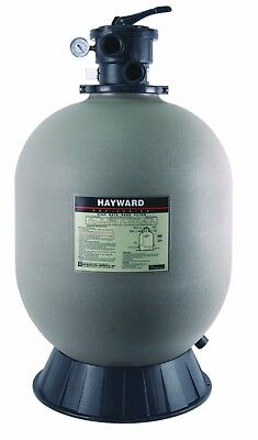 Hayward S166T Pro-Series Above Ground Swimming Pool Sand Filter & SP0714T -