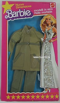 Barbie super star superstar supersize fashion ITALIAN version (4) from 1977 NRFB
