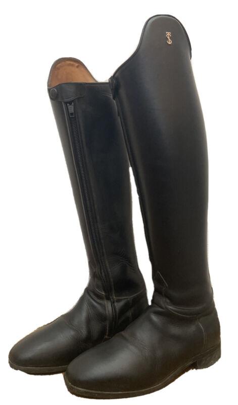 Tredstep Palladio Dressage Boots - Black