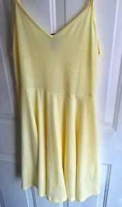 Yellow Forever 21 Dress medium
