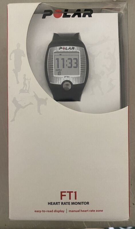 Polar FT1 Heart Rate Monitor New