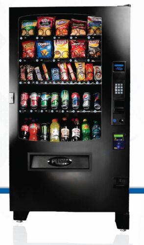2 Seaga INF5C Combo Vending Machine