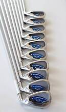 Callaway 10 irons. driver and 2 fairway woods Soldiers Point Port Stephens Area Preview