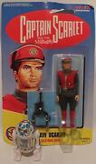 Captain Scarlet Figure
