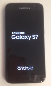 Samsung Galaxy S7    32gb - black
