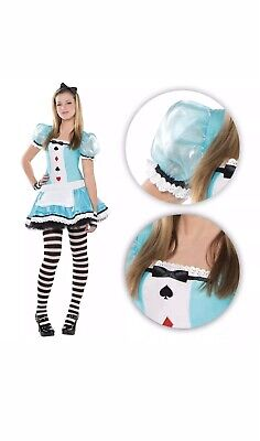 Clever Alice Juniors Small (3-5) 5 Piece Halloween Costume NWT