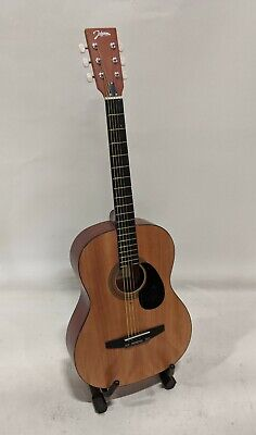 Johnson JG-100-NA Student Acoustic Guitar, Natural Johnson Acoustic Guitar