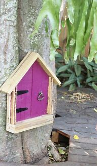 Garden fairy door, you choose the colour