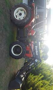 zetor 6045 tractor with front end loader. Gisborne Macedon Ranges Preview