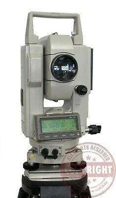 Sokkia Set5e Surveying Total Station Packagetopcontrimbleleicanikontransit