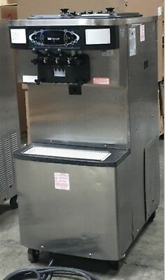 3 Used Taylor C-713 Air Cooled Three Phase Soft Ice Cream Machine