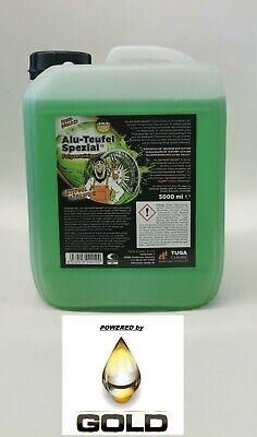 5 Liter Felgenteufel grün Aluteufel Spezial Felgenreiniger Felgenspezial