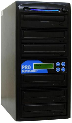 ProDuplicator 1-5 Target CD DVD Duplicator