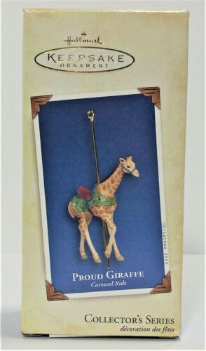 Hallmark Keepsake Ornament Proud Giraffe 2005