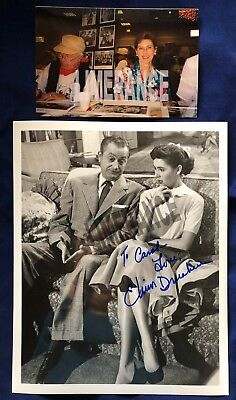 Elinor Donahue Father Knows Best Signed Photo with Photo (Elinor Donahue Father Knows Best)