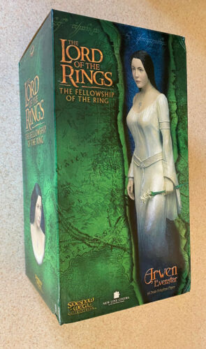 LORD OF THE RINGS (Sideshow Weta 2002) -- Arwen Evenstar 1/6 Statue -- Boxed