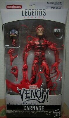 Marvel Legends   CARNAGE   Monster Venom Series