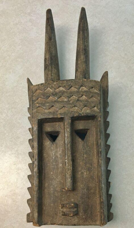 Dogon Walu Antelope Mask 20th Century Mali African Art