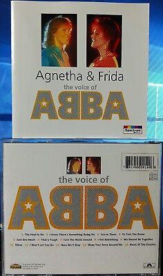 Agnetha & Frida - Voice Of ABBA (CD, 2006, Spectrum Music, Germany)