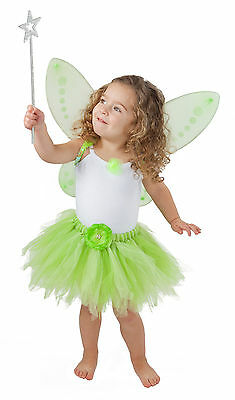 Tinkerbell Costume for Toddler Tinkerbelle Birthday Party and Dress Up (Costume Tinkerbell)