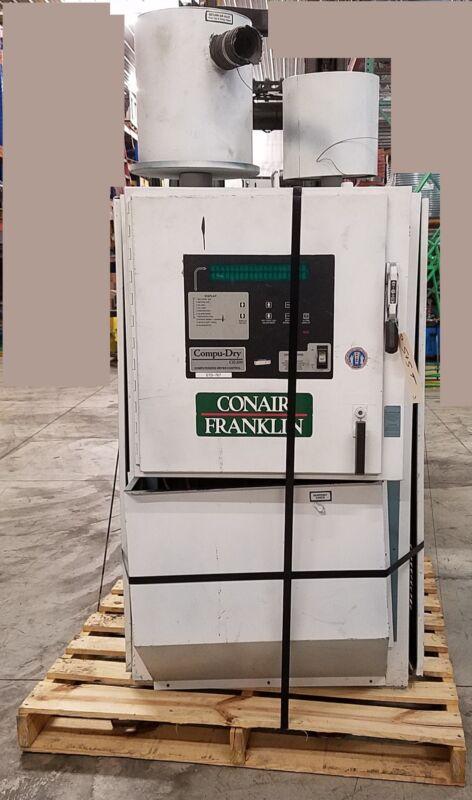 Conair Franklin DACA04S030000 Compu-Dry CD200, 480V, 3-Phase, 60Hz - USED
