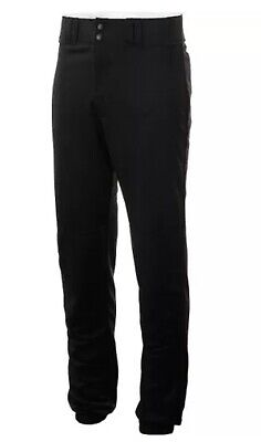 - Easton Men's Adult Deluxe Baseball Pants Black Small New