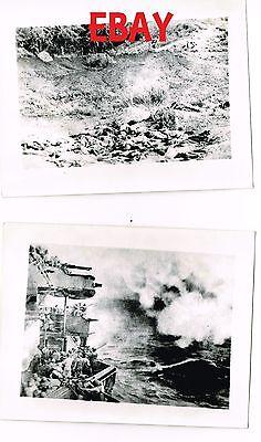 WWII RARE PHOTO LOT USMC PACIFIC JAPANESE WAR DEAD BATTLE SCENES ACTION LOOK