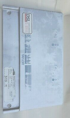 Ugolini Taylor Cecilware Ht Slush Machine Panels