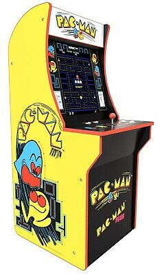 Arcade1up Pacman Machine  Arcade Cabinet (2 Games in 1) PacMan & PacMan Plus 4ft