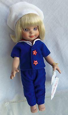 "Robert Tonner LINDA McCALL 10"" Sailor Doll"