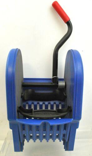 Rubbermaid Commercial FG757588BLUE Down Press Wringer For WaveBrake Buckets