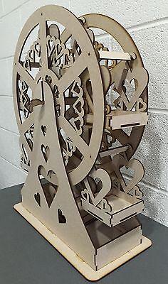 TRE PIECE WEDDING TABLE Ferris Wheel Cake Display Decoration (Cupcake-rack)