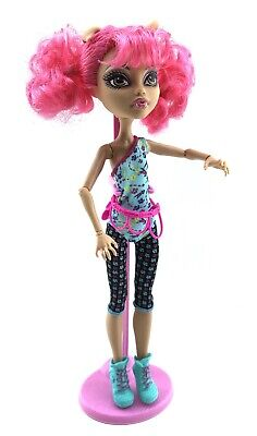 Monster High Puppe • HOWLEEN WOLF : Dance Class • Mattel