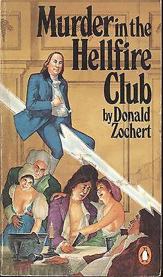 Murder In The Hellfire Club By Donald Zochert Penguin Pb 1978 1980