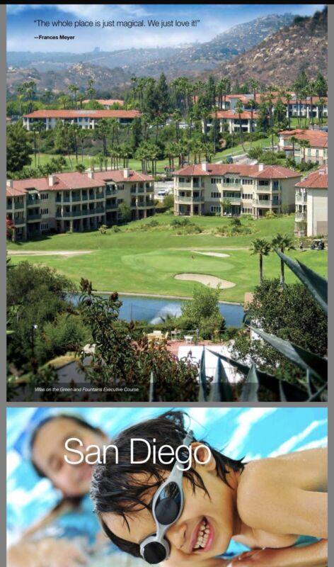 Villas On The Greens San Diego 5 Nights Welk Resort 2020