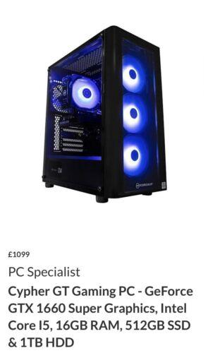 Computer Games - gaming computer