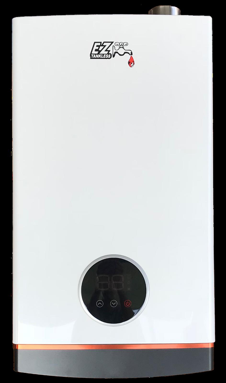 EZ Deluxe PROPANE LPG Tankless Water Heater - for 1-2 bathro
