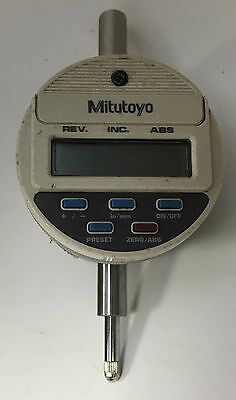 Mitutoyo 543-177 Digimatic Indicator 0-.50-12.7mm Range .00010.001mm Res.