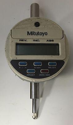 Mitutoyo 543-177 Digimatic Indicator 0-.50-12.7mm Range .00010.001mm Res.