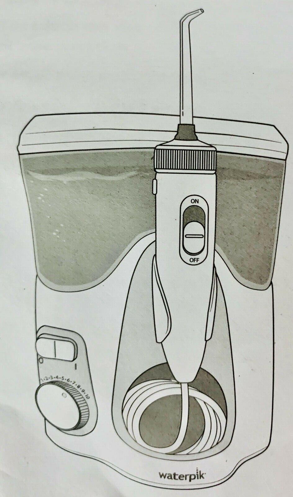 Waterpik  Water Flosser Model WP-150/152-H